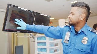 Download TSA on the Job: Transportation Security Officer Video