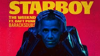 Download Barack Obama Singing Starboy by The Weeknd (ft. Daft Punk) Video