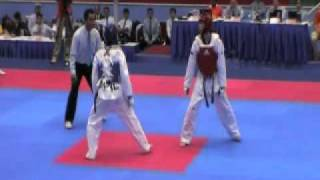 Download Philippines vs Singapore - 26th SEA Games Taekwondo - Under 58 kg Men Video