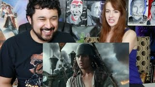 Download PIRATES OF THE CARIBBEAN 5: Dead Men Tell No Tales TRAILER REACTION & REVIEW! Video