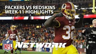 Download Packers vs. Redskins Highlights with Deion Sanders & LT | GameDay Prime | NFL Video