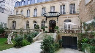 Download PRIVATE MANSION in PARIS 16th TROCADERO by HAUSSMANN PRESTIGE PARIS - Luxury Real Estate in France Video