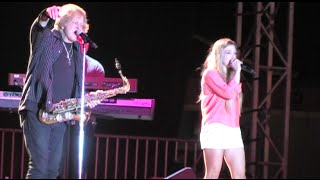 Download Eddie Money Performs 'Take Me Home Tonight' - Live In Concert With His Children 2015 Video