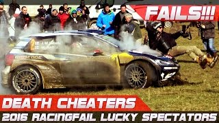 Download DEATH CHEATERS! Lucky Spectators of 2016 Compilation Video