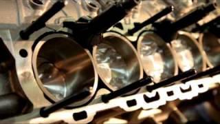 Download New Lamborghini V12 Engine Assembly Video