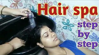 Download how to do hairspa step by step in hindi   hairspa   shiny hairs   hair care   loreal Video