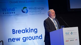Download Ministerial Session - Day 1 - WindEurope Conference 2018 Video