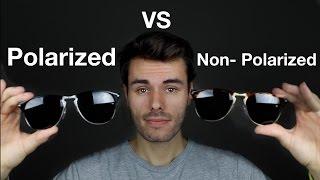 Download Polarized vs Non Polarized Sunglasses Video