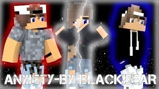 Download ♫Anxiety by Blackbear♫(minecraft animation music video) Video