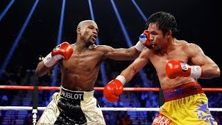 Download Legendary Boxing Highlights: Mayweather vs Pacquiao Video