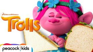 Download Sandwiches | Troll 2 Troll | DREAMWORKS' TROLLS Video