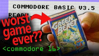 Download Commodore 16 & The Worst Video Game? - Computerphile Video