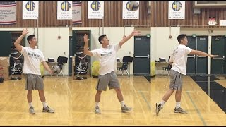 Download FLOAT Serve - How to SERVE a Volleyball Tutorial (part 1/3) Video