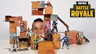 Download NEW Fortnite Toys Collection Turbo Builder Set Epic Battle With Ckn Toys Video