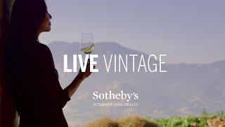 Download LIVE Vintage - Sotheby's International Realty Video