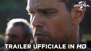 Download JASON BOURNE di Paul Greengrass con Matt Damon - Trailer italiano ufficiale Video