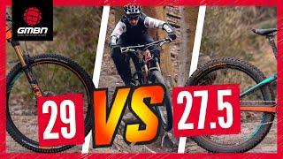 Download 27.5″ Vs 29″ Mountain Bike Wheels | The Wheel Size Debate Continues Video
