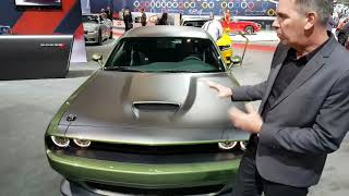 Download 2018 Dodge Challenger TA with 485 HP Video