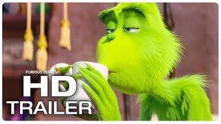 Download The Grinch Trailer #1 (NEW 2018) Benedict Cumberbatch Disney Animated Movie HD Video