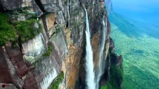 Download Самый высокий в мире водопад Анхель в Венесуэле съемка с дрона Video