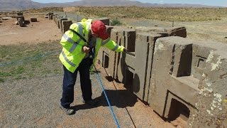 Download Puma Punku In Bolivia: High Tech Megalithic Site Destroyed 12,000 Years Ago Video