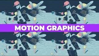 Download Motion Graphic Design Inspirations and Trends for 2018 Video