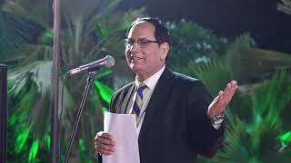 Download Sampat Saral At Rajpath Club, Ahmedabad (Kavi Sammelan 2018) Video