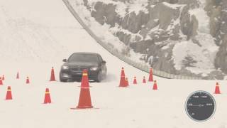 Download audi quattro vs bmw xdrive vs mercedes 4matic snow test Video