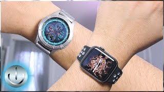 Download Samsung Galaxy Watch vs Apple Watch Series 4   Show Time! Video
