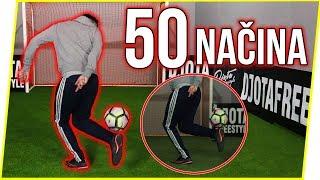 Download 50 NAČINA KAKO PODIĆI LOPTU! Video