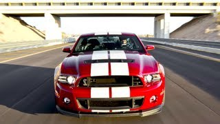 Download 2013 Ford Shelby GT500 Chases 200 MPH! - Ignition Episode 18 Video