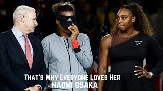 Download Tennis. That's Why Everyone Loves Naomi Osaka Video