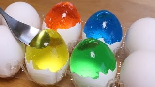 Download How to make Colorful Egg Jello for Easter Video