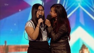 Download Ana and Fia - Britain's Got Talent 2016 Audition week 6 Video