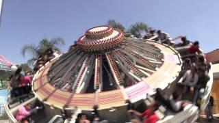 Download Wipeout (HD) - Knott's Berry Farm Video