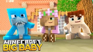 Download Minecraft Big Baby : LITTLE KELLY MEETS SHARKY AS A BABY! Video