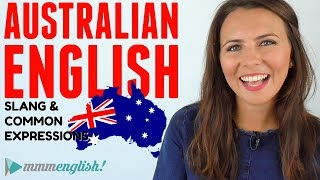 Download Australian Slang | Real Life English! | Vocabulary and Common Expressions Video