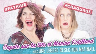 Download Capote sur la tête et Marion Cotillard - Parlons peu Mais Parlons ! Video