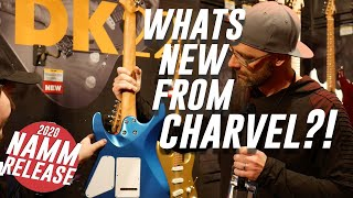 Download What's New From Charvel? DK22'S!? NAMM 2020 Video