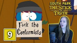 Download F THE CONFORMISTS | South Park The Stick Of Truth Gameplay Walkthrough Part 9 Video