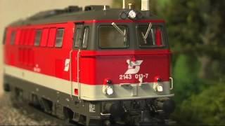 Download Modellbahn-Neuheiten (402) Roco 78711 Reihe 2143 ÖBB Video