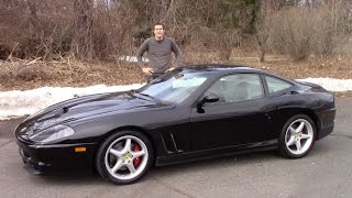 Download Here's Why the Ferrari 550 Maranello Is Worth $150,000 (Or More) Video