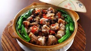 Download 【楊桃美食網-3分鐘學做菜】豆豉排骨煲仔飯 HD Video