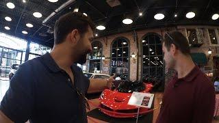 Download 960 Beygirlik ve 1.69 Milyon Dolarlık Ferrari LaFerrari ve OtoparkCom ile Müze Gezisi Video