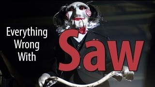 Download Everything Wrong With Saw In 8 Minutes Or Less Video