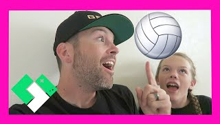 Download 🏐 CLUB VOLLEYBALL TRYOUTS! 🏐 (Day 1687) Video