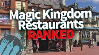 Download BEST TO WORST: Magic Kingdom Restaurants RANKED! Video