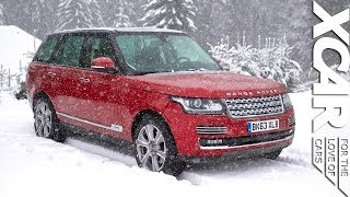 Download Range Rover Hybrid: Tearing up Nature, Saving the Planet Video