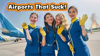 Download Top 10 WORST airports in the United States. The Fixed version. Video