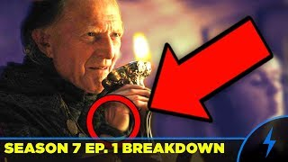 Download Game of Thrones Season 7 Episode 1 BREAKDOWN & EASTER EGGS ″Dragonstone″ Giant Wight Theory! (7x01) Video